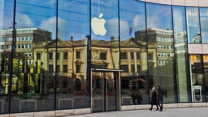 Apple社販売店